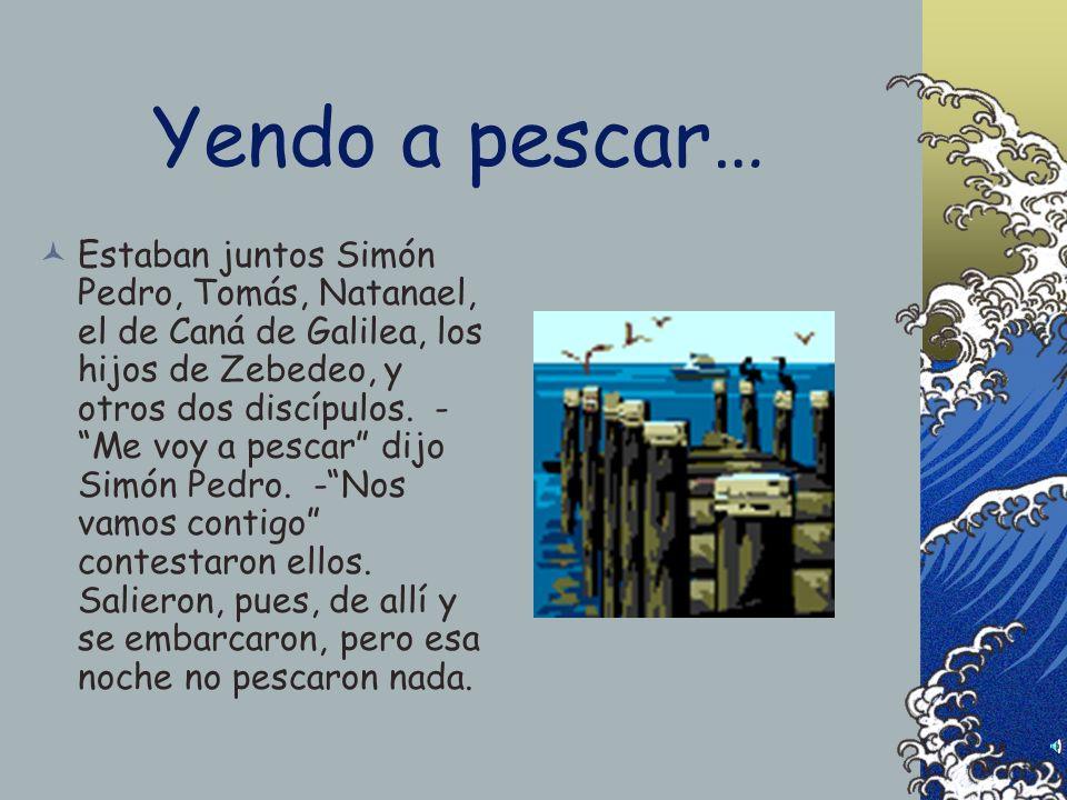 Pescadores de Hombres Juan 21:1-19 Presentación realizada por Stacy Staples Se permite su libre uso para fines del ministerio. No así para su distribu