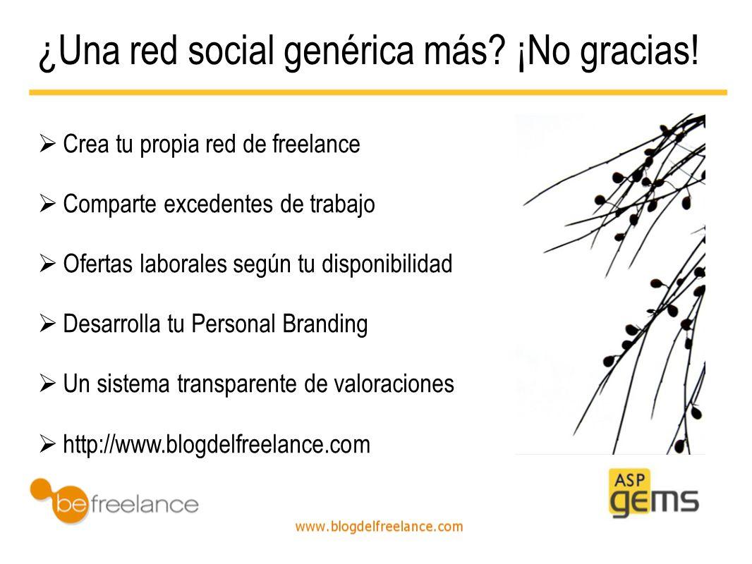 Befreelance pensado para Freelances Busco un … ¡¡Urgente!.