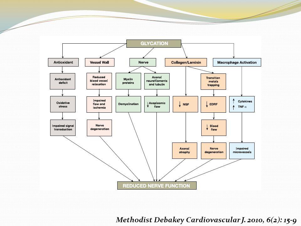 Neuropatias diabeticas Evaluacion inicial Retinopatia concomitante Pruebas de conduccion nerviosa Descartar otras causas de neuropatias Estimacion de la severidad Criterios de Dyck Diabetes Care 33:2285–2293, 2010