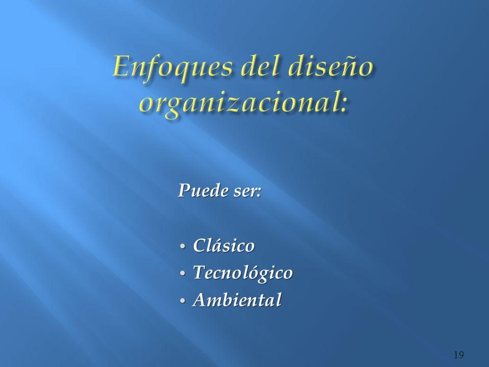 Clásico : Dice que las organizaciones más eficientes y eficaces son las que sus miembros en sus acciones, son guiados por un sentimiento de obligación para con la organización y por reglas y reglamentos racionales o coherentes.