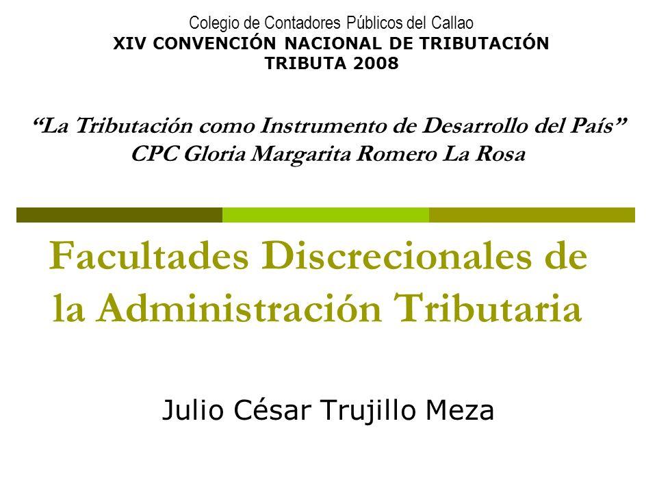 1.CPC Gloria Romero La Rosa La Tributación como instrumento de desarrollo del país 2.Este lema define la importancia de la tributación al contribuir con el desarrollo nacional.