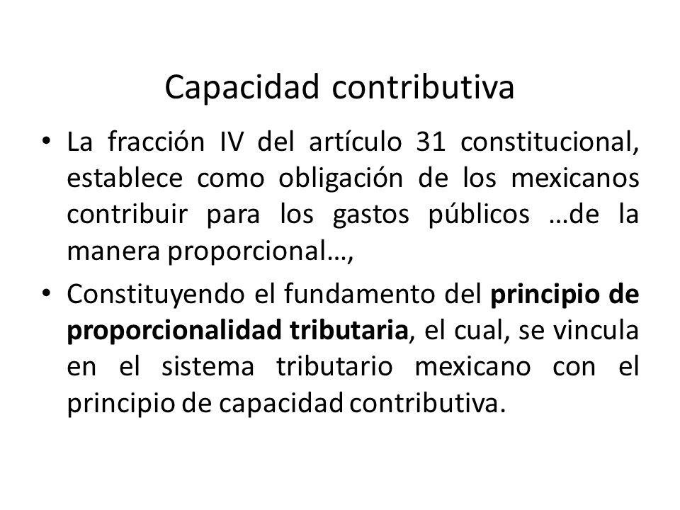 La proporcionalidad en este contexto no ha de ser entendida en su acepción coloquial o popular, sino en su significado técnico tributario.