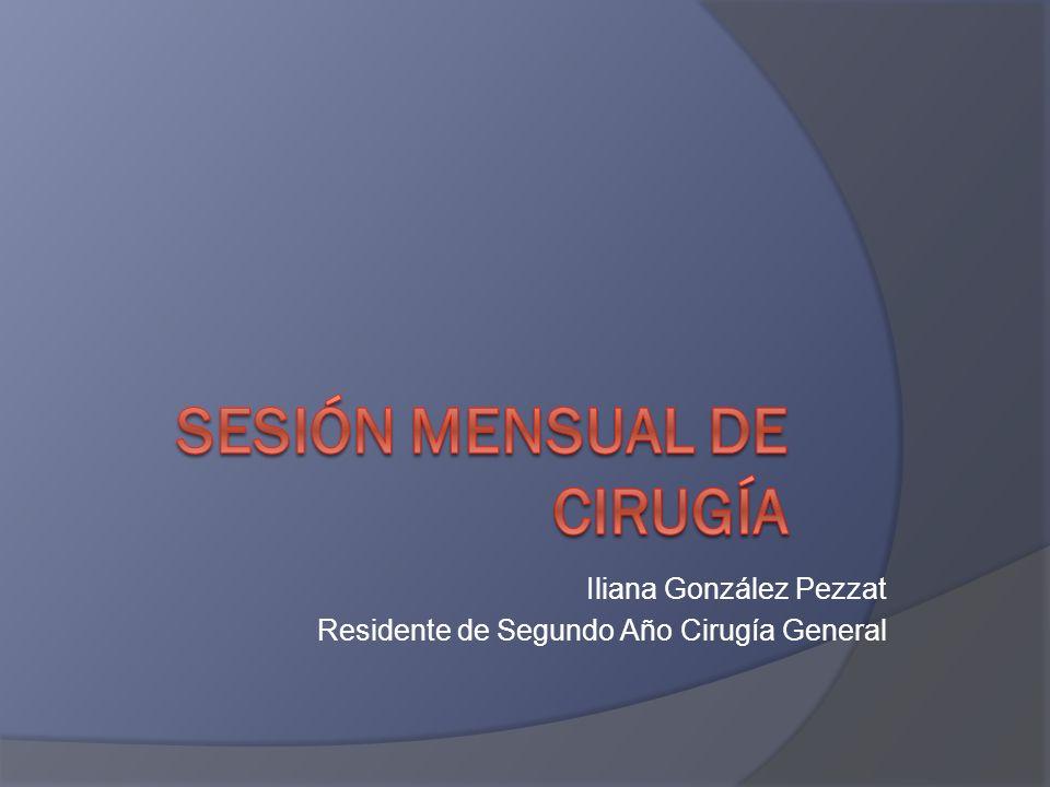 Procedimientos Quirúrgicos Mayo del 2009 249