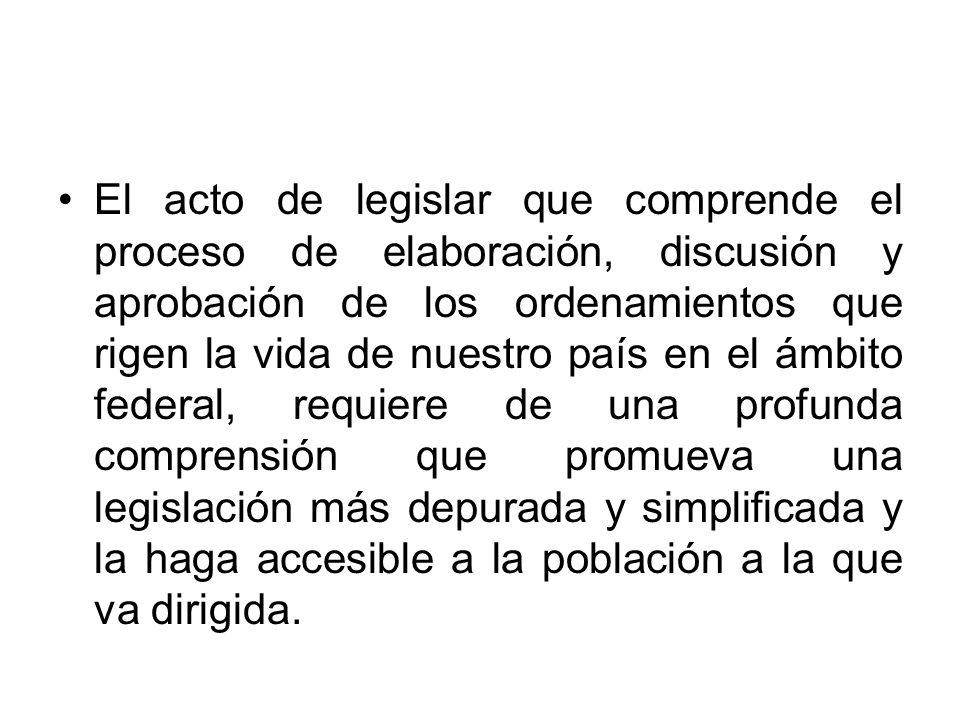 En el sistema jurídico mexicano, la estructura de una iniciativa de ley consta de dos partes genéricas: –La exposición de motivos y, –El contenido normativo.