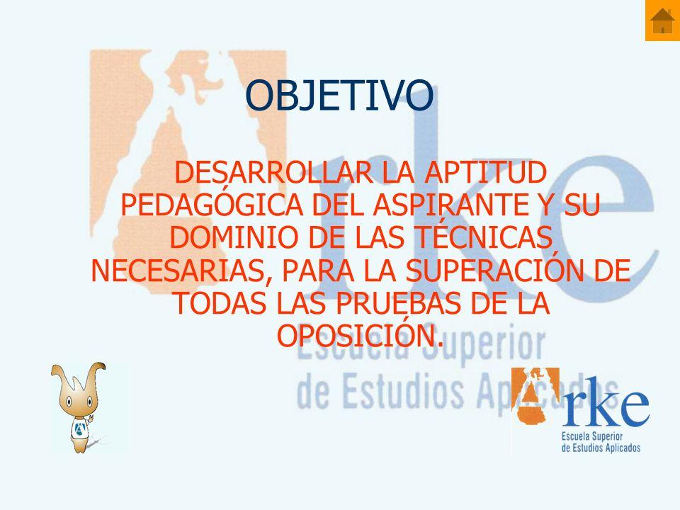METODOLOGÍA (1) PARTE TEÓRICA: TEMAS ELABORADOS POR LOS PROFESORES QUE IMPARTEN LAS CLASES.