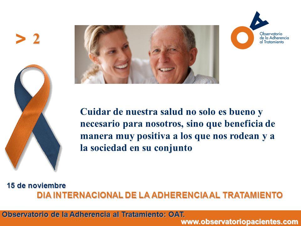 > Cuidar de nuestra salud no solo es bueno y necesario para nosotros, sino que beneficia de manera muy positiva a los que nos rodean y a la sociedad e