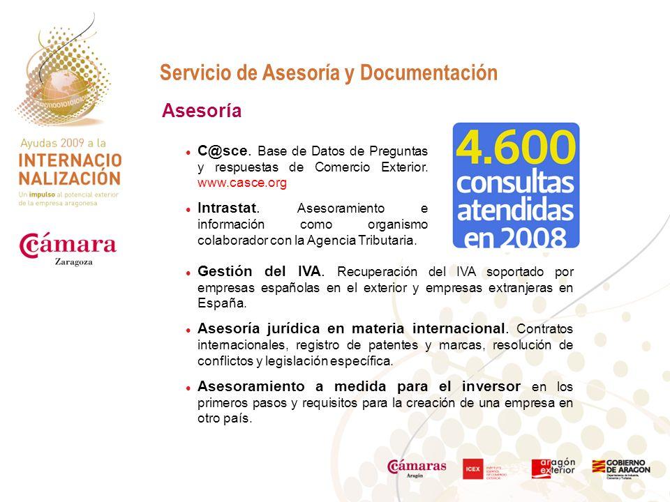 Servicio de Asesoría y Documentación C@sce.