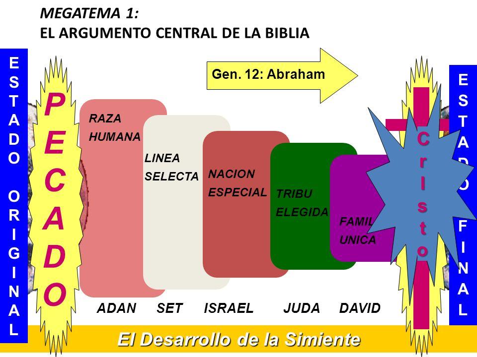 Ministerios EN PROFUNDIDAD 2008 LA VIDA DE ABRAHAM (cont.) CAP.