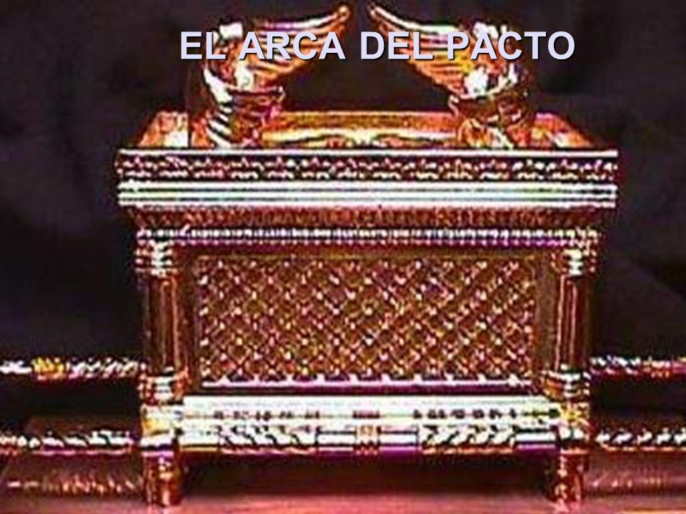 Ministerios EN PROFUNDIDAD 2008 EL ARCA DEL PACTO