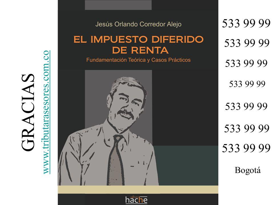 GRACIAS www.tributarasesores.com.co 533 99 99 Bogotá