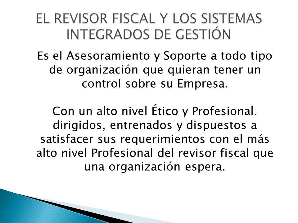 Es la actividad empresarial que busca a través de personas (como directores Auditores Revisores Fiscales Consultores y expertos) mejorar la productividad y por ende la competitividad de las empresas o negocios.