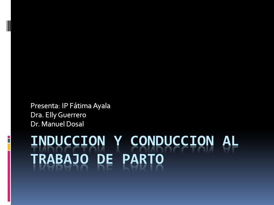 Inducción Complicaciones Hipercontractilidad uterina Taquisistolia Hipersistolia Hipertonia
