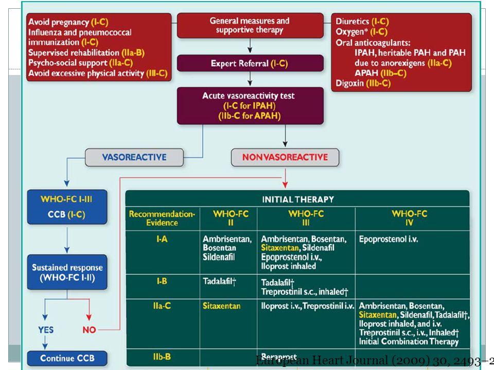 European Heart Journal (2009) 30, 2493–2537