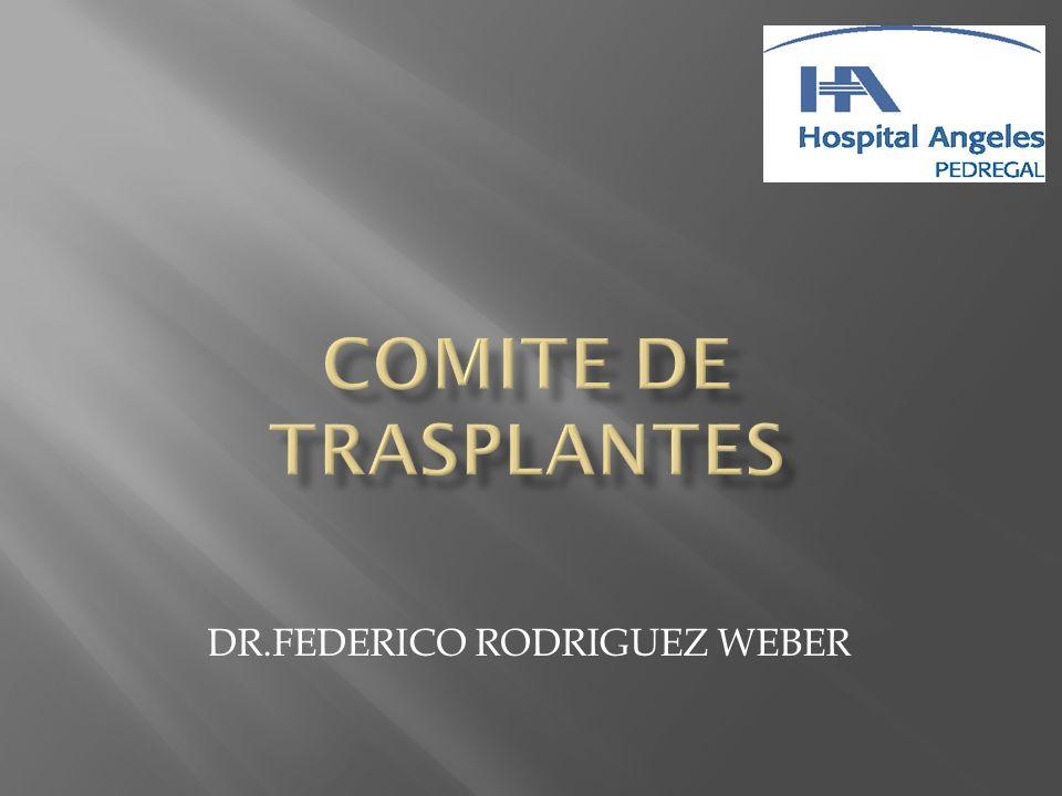 DR.FEDERICO RODRIGUEZ WEBER