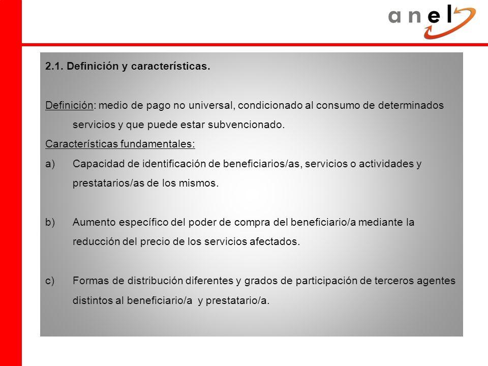 2.1. Definición y características.