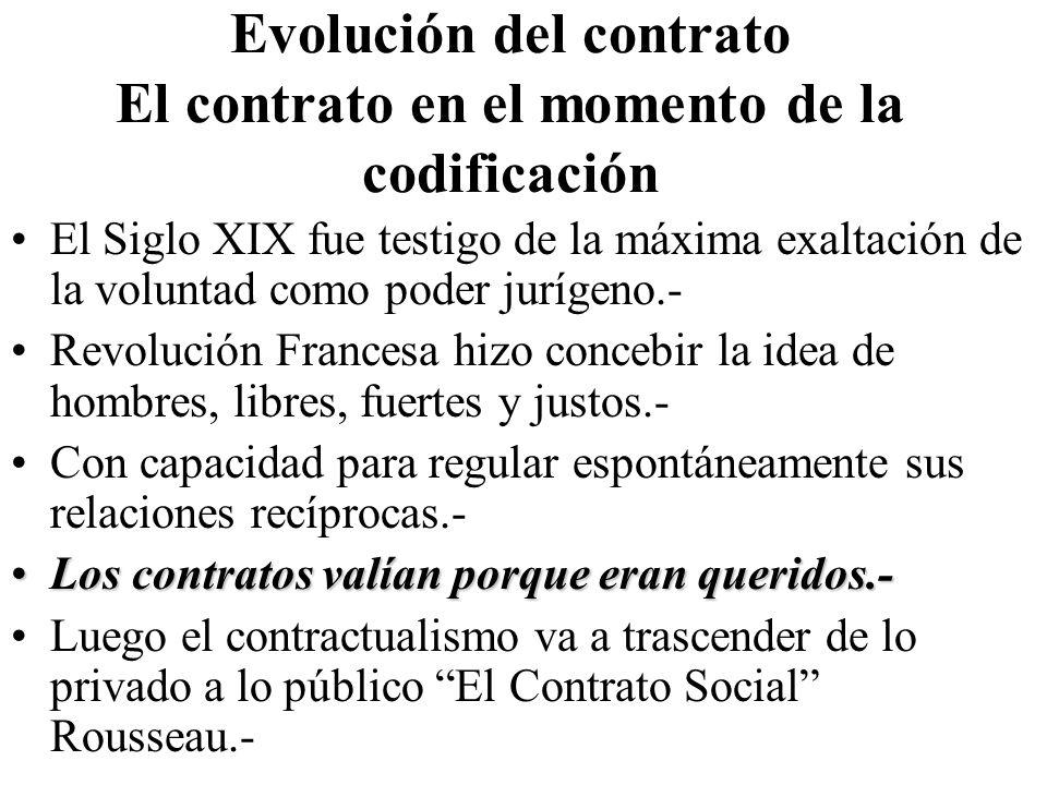 Método del Código Civil La Sección tercera del Libro Segundo: De las obligaciones que nacen de los contratos.- 1)Primeros artículos: Disposiciones gen