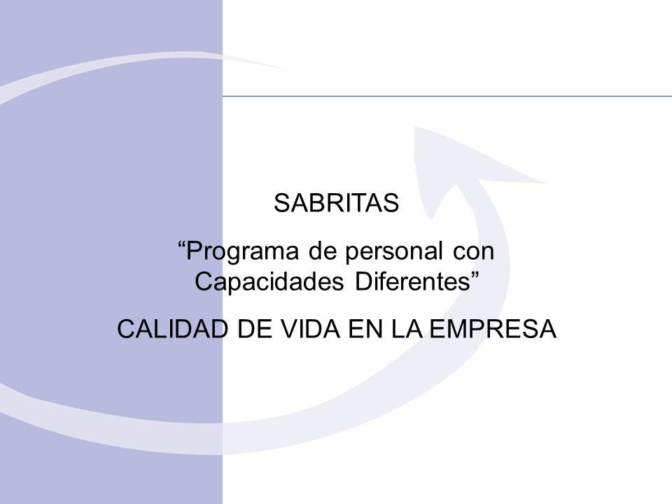 OBJETIVOS DE LA PRÁCTICA: Integrar al personal con discapacidad dentro de actividades productivas con la finalidad de generar oportunidades para que tengan una mejor calidad de vida.