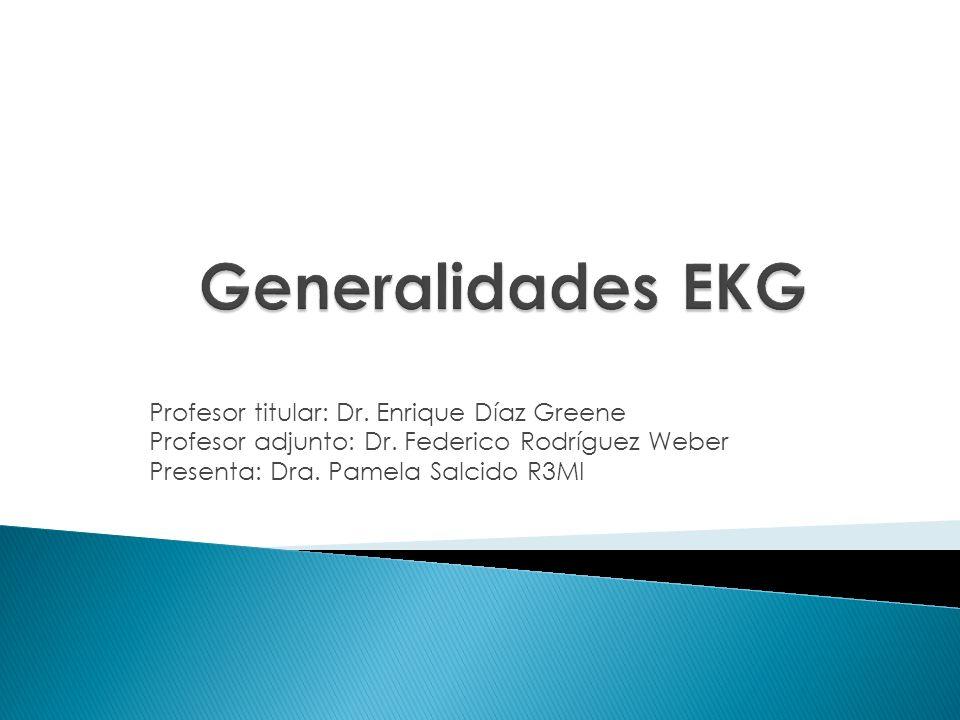 Profesor titular: Dr. Enrique Díaz Greene Profesor adjunto: Dr. Federico Rodríguez Weber Presenta: Dra. Pamela Salcido R3MI