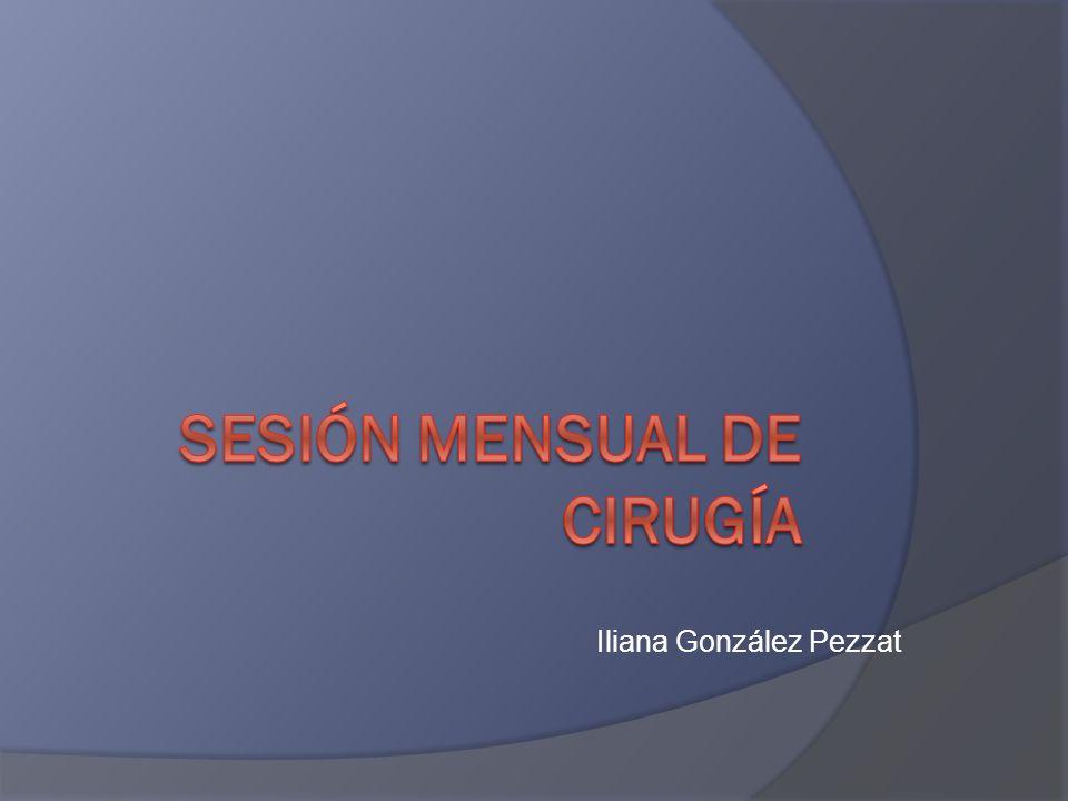 Procedimientos Quirúrgicos Agosto del 2008 230