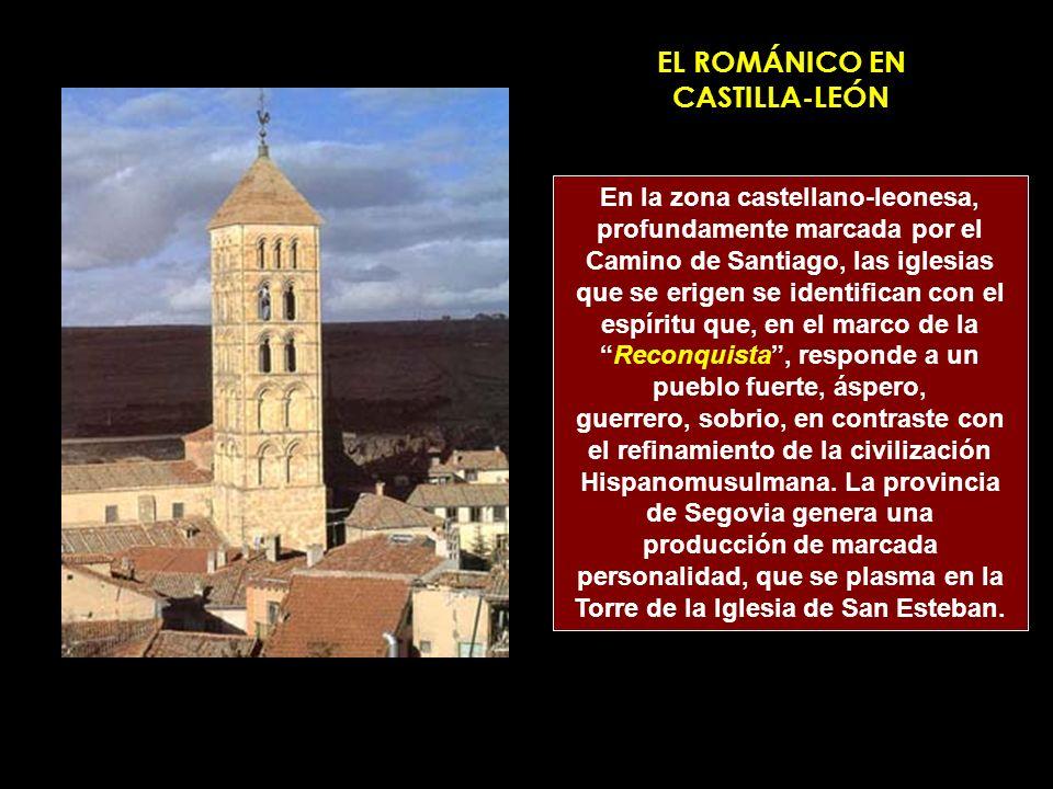 IGLESIA DE SAN ESTEBAN DE SEGOVIA, s.