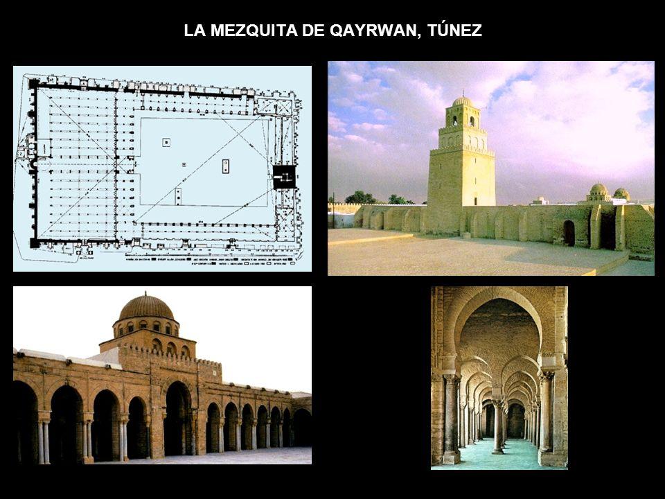 LA MEZQUITA DE QAYRWAN, TÚNEZ