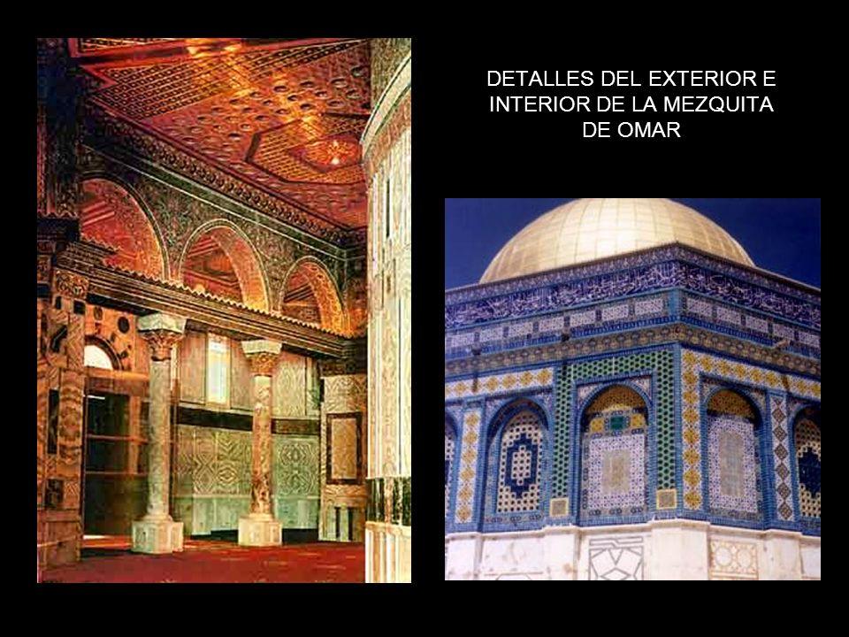 PATIO DE LA MEZQUITA DE AL- QARAWIYYIN EN FEZ (MARRUECOS)