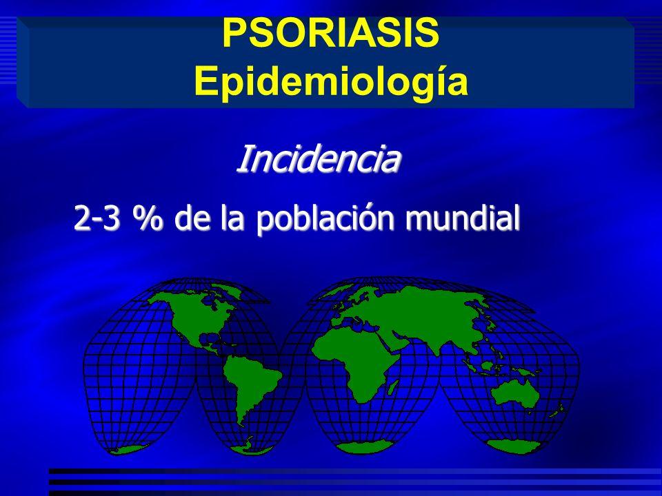 Patogenia Antes de 1990 Anormal crecimiento de queratinocitos Cambios causados por hiperplasia Desde 1990 Desorden del sistema inmune.