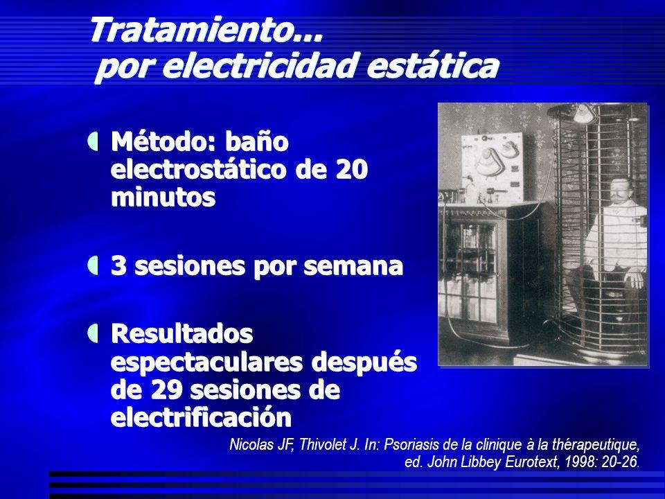 PSORIASIS Tratamiento tópico Lubricantes / emolientes: petrolato (vaselina).