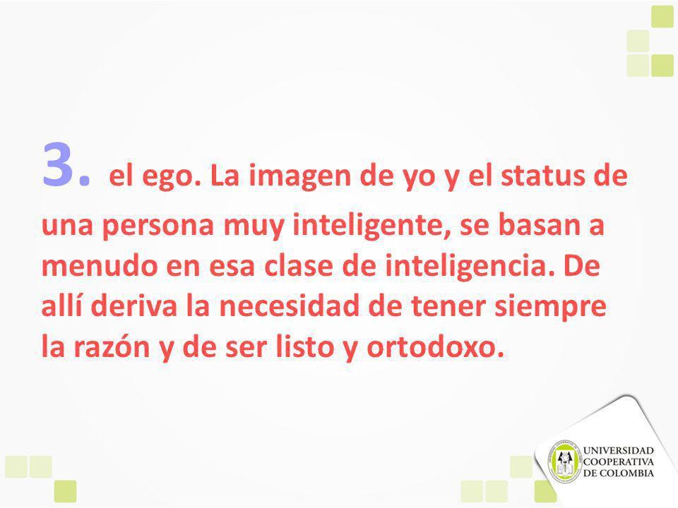 3.el ego.