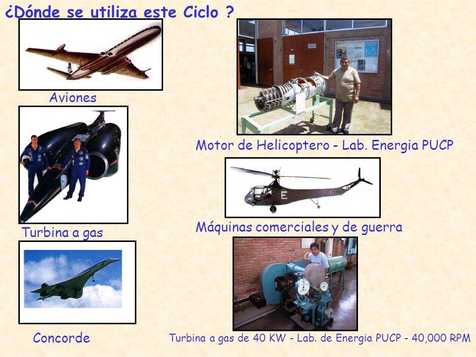 13.6 Mejoras al Ciclo teórico Ciclo con Regeneración
