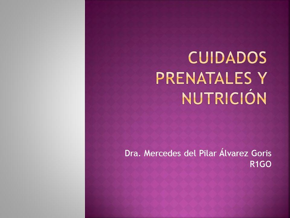 Durante el embarazo se estima que una mujer puede aumentar 9-12 kgs de peso en la siguiente forma: 1.5kgs-primer trimestre 1kg/mes en el 2º trimestre 1.5kgs/mes 3er trimestre Dr.