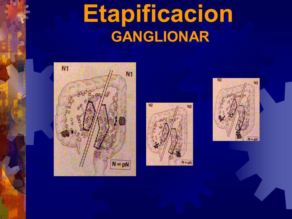 Etapificacion GANGLIONAR