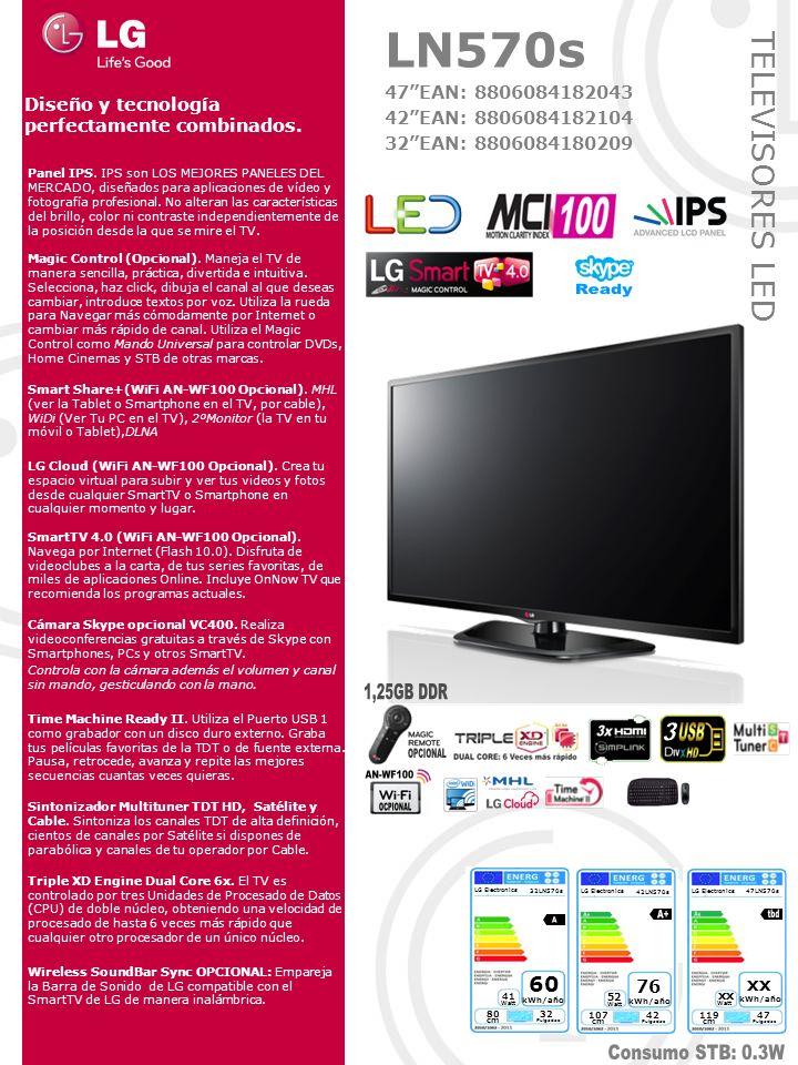 TELEVISORES LED Panel IPS. IPS son LOS MEJORES PANELES DEL MERCADO, diseñados para aplicaciones de vídeo y fotografía profesional. No alteran las cara