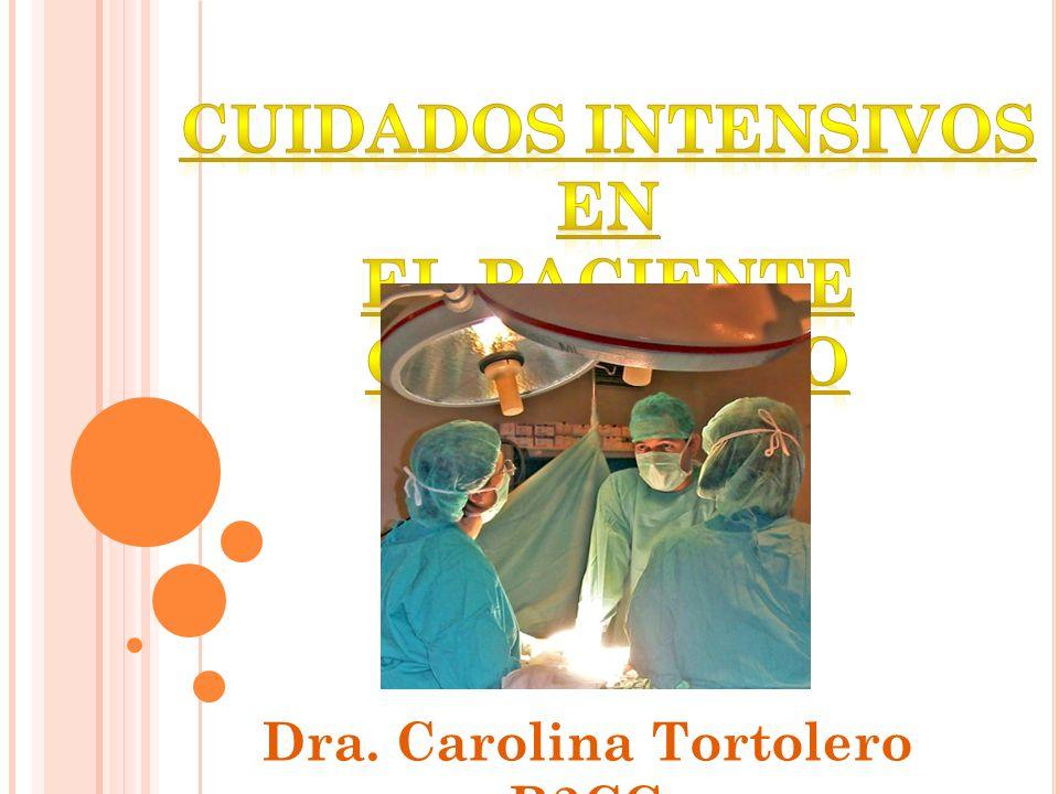 Dra. Carolina Tortolero R2CG
