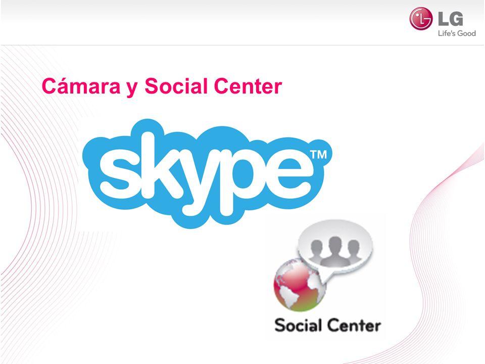 Cámara y Social Center