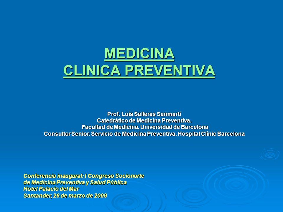 PROBLEMAS PLANTEADOS POR LA MEDICINA PREDICTIVA - VALIDEZ DE LAS PRUEBAS DE CRIBADO - EFICACIA Y EFECTIVIDAD DE LA INTERVENCIÓN - ÉTICA DE LA INTERVENCIÓN - EFICIENCIA DE LA INTERVENCIÓN