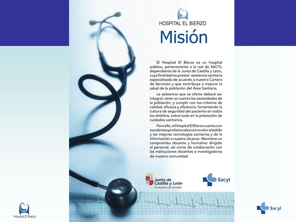 Hospital El Bierzo Experiencia de una Unidad de gestión de riesgos. Hospital el Bierzo. 2010 INTRODUCCIÓN