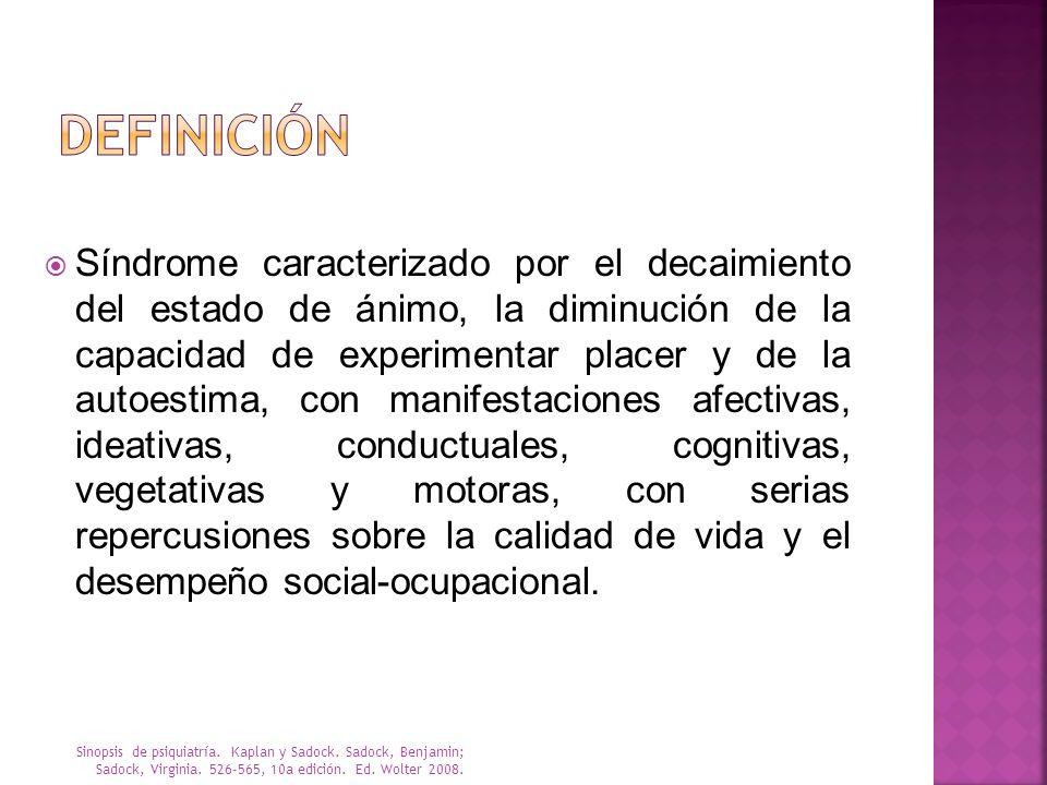 C) Durante un periodo de 2 años de perturbación, los pacientes nunca han estado sin síntomas.