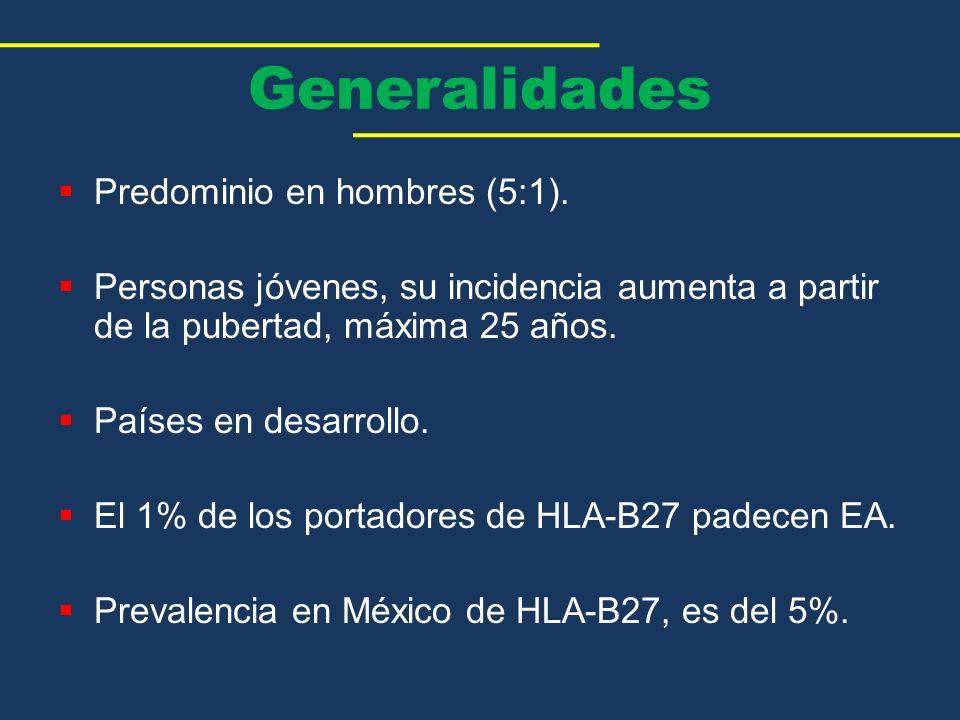 Generalidades Predominio en hombres (5:1). Personas jóvenes, su incidencia aumenta a partir de la pubertad, máxima 25 años. Países en desarrollo. El 1