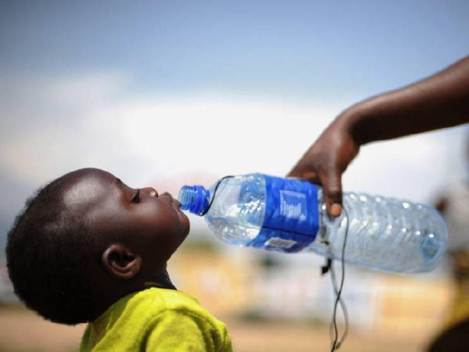 Todo menor tiene derecho a ser el primero en recibir ayuda humanitaria