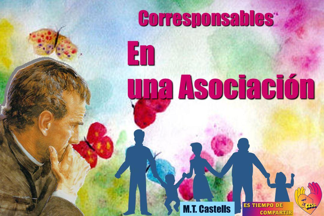 Corresponsables En una Asociación M.T. Castells