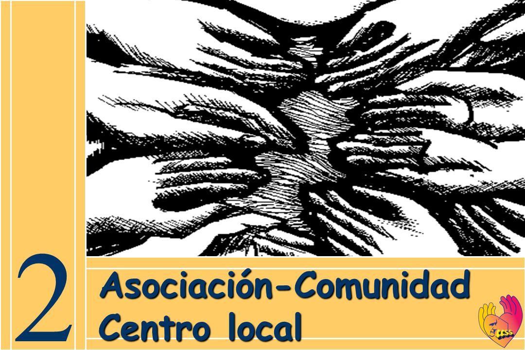 Asociación-Comunidad Centro local 2