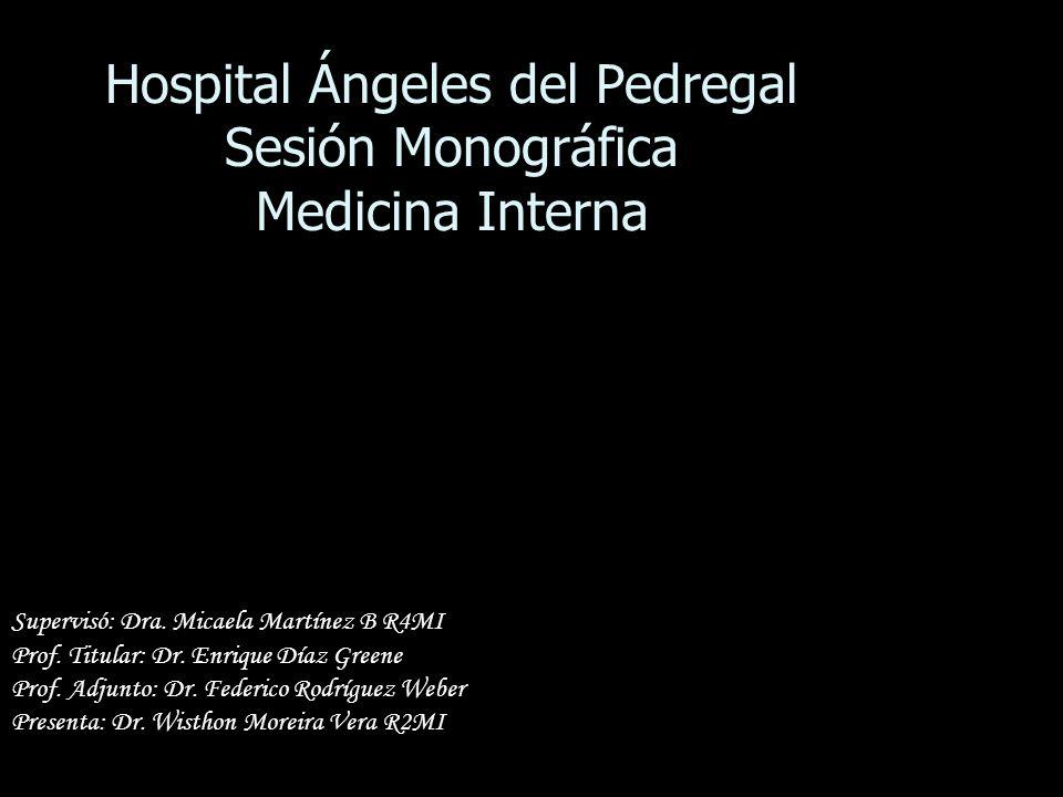 Caso Viñeta: Femenino de 67 años de edad con antecedentes de hipotiroidismo primario controlada con levotiroxina 100 mcg/día HAS en tratamiento con losartan 50 mg c/24h, cardiopatía isquémica desde el 2006, se le realizó angioplastia con colocación de stent en DA sin complicaciones