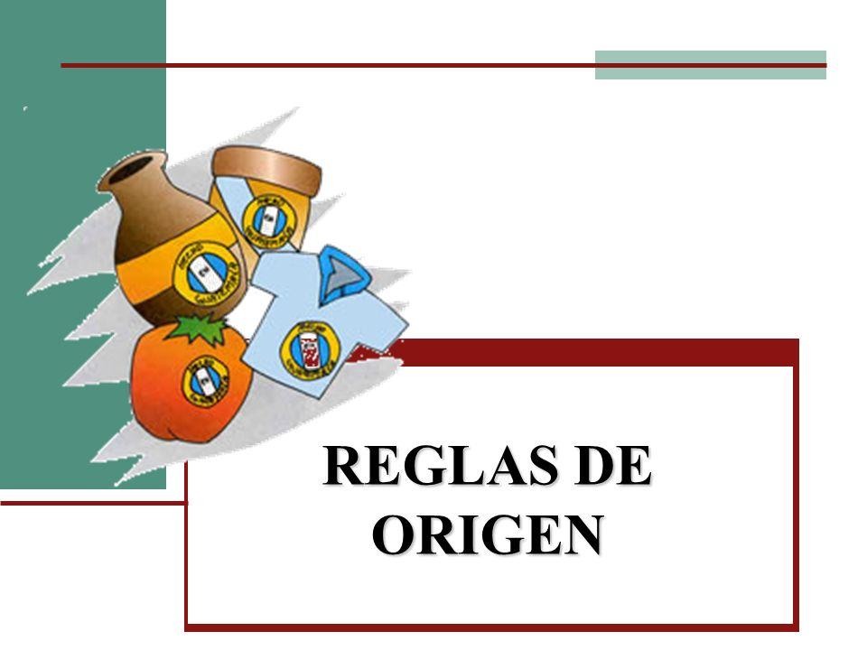INTRODUCCIÓN Las reglas de origen corresponden a un término económico que se refiere a una normativa definida para identificar con precisión la procedencia de un bien importado.