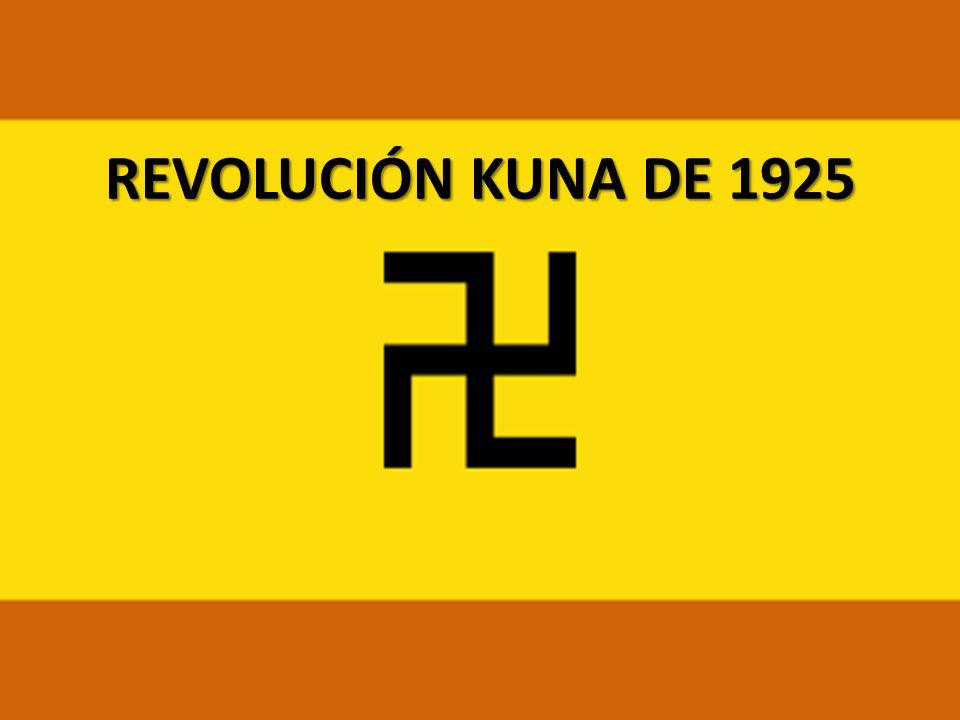 ¿PORQUE NACIÓ ESTA REVOLUCIÓN.Nace ligada a los valores kunas.