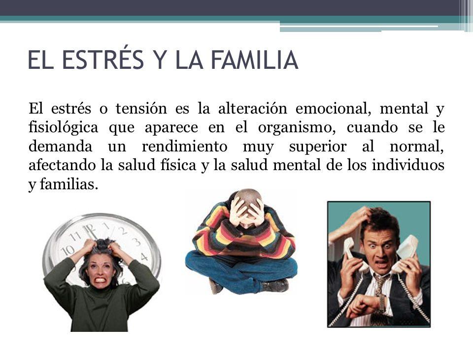 La familia es el fundamento de la sociedad así como del bienestar y la realización individual.