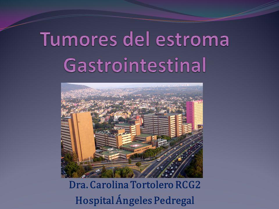 Dra. Carolina Tortolero RCG2 Hospital Ángeles Pedregal