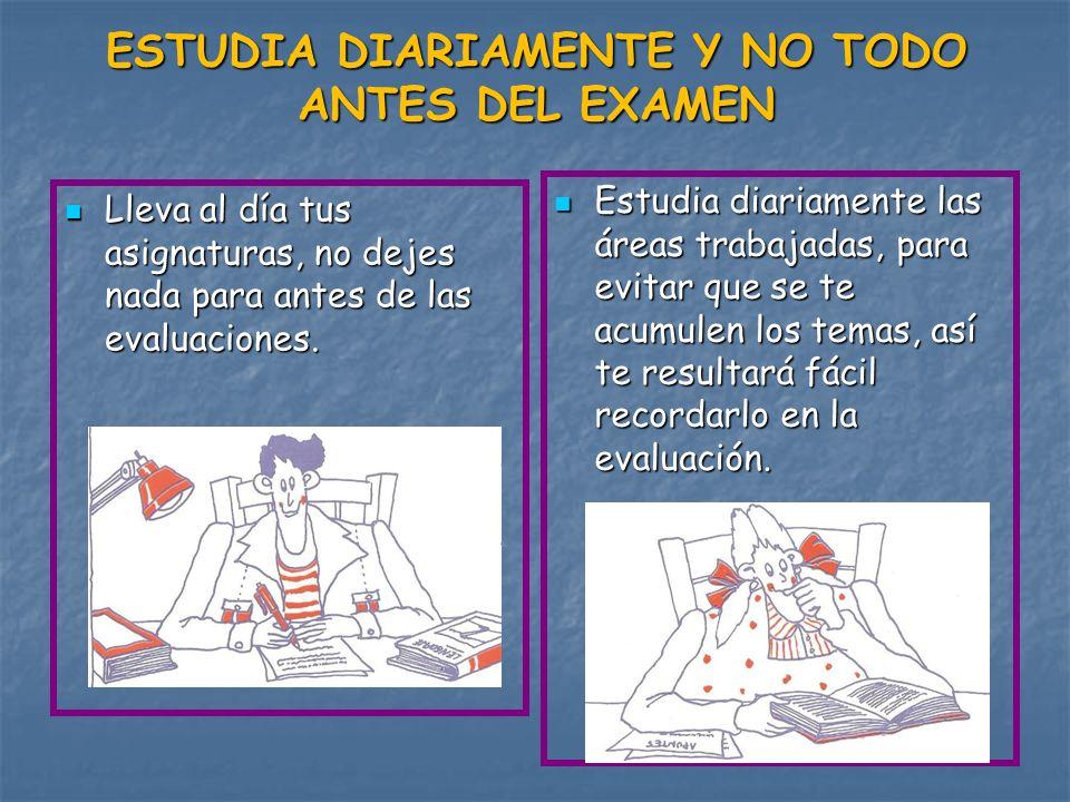 MÉTODO ACTIVO DE ESTUDIO 2º y 3º Subrayado: ideas importantes.