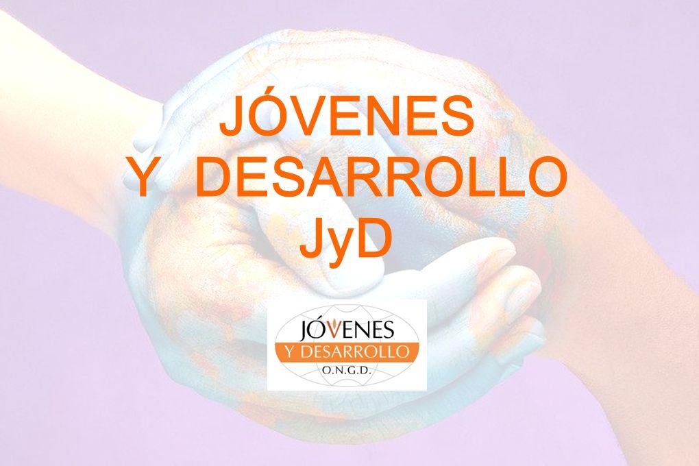 JÓVENES Y DESARROLLO JyD