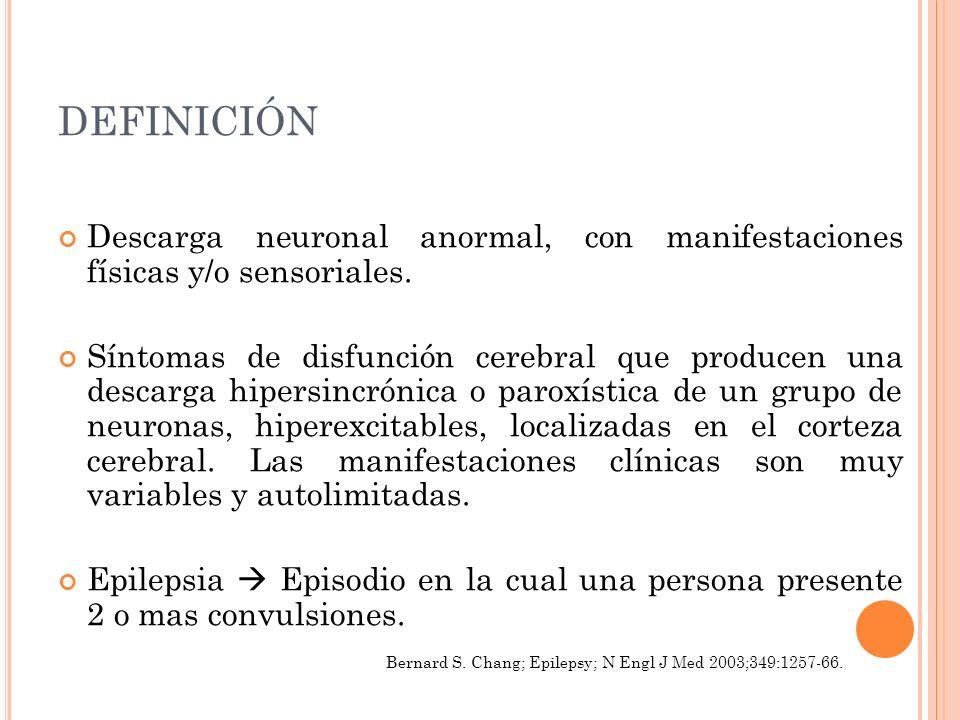 SEMIOLOGÍA Gelástica (Risa) Foco Hipotalámico / Lobulo Temporal Mesial.
